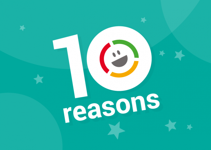 10 reasons to choose Customer Thermometer