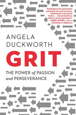 customer success book Angela Duckworth Grit