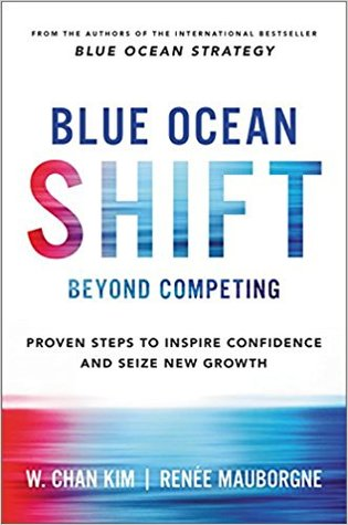 customer success book blue ocean shift