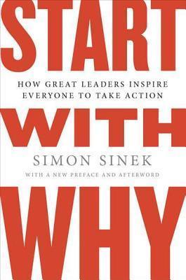 customer success book Simon Sinek Start with Why