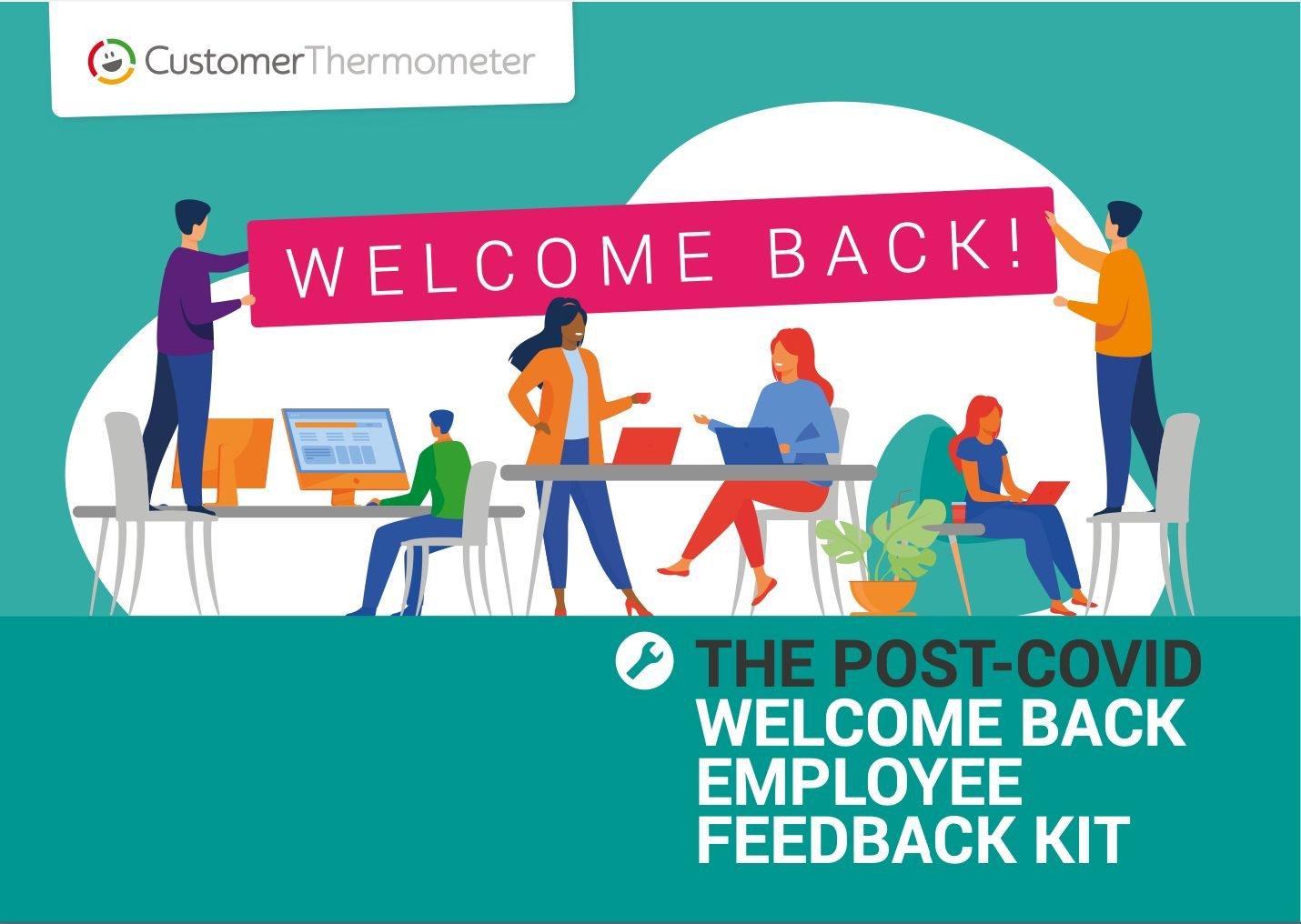 back to office covid employee feedback survey