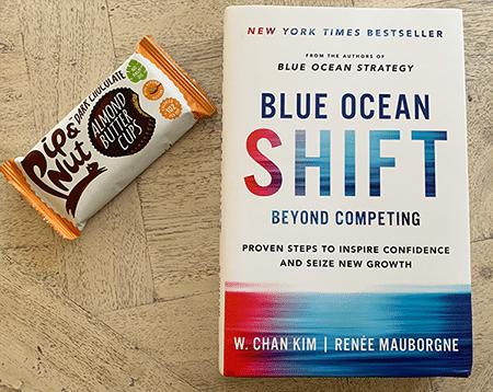Blue Ocean Shift Book Review