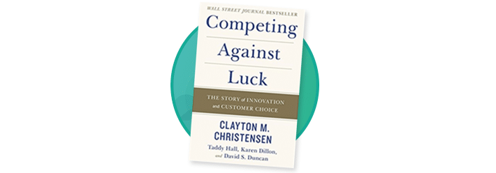 competing against luck book review customer thermometer