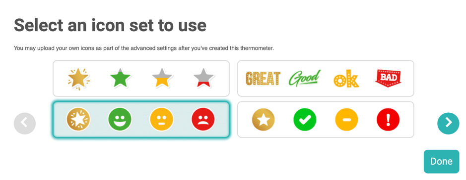 Customer Thermometer Survey in 60 Seconds_Icon Set