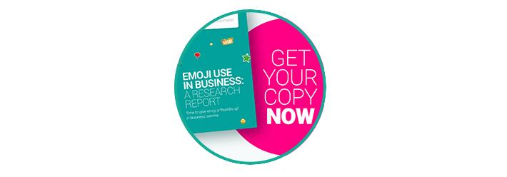 , Emoji Use in Business: a Research Report