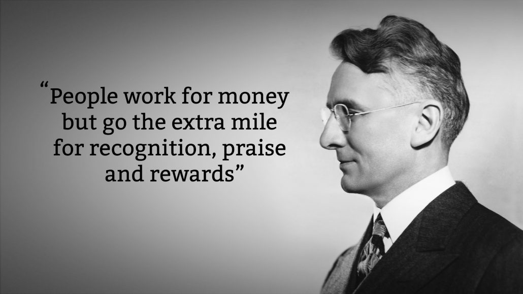 Dale Carnegie Quote employee retention