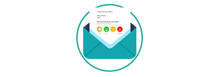 8 Free Email Signature Templates for 2019 - Customer Thermometer