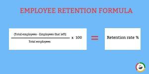Employee retention formula