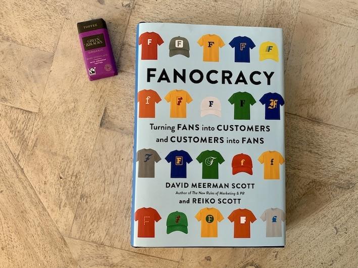 Fanocracy David Meerman Scott Review