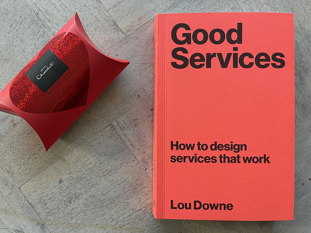 Good Services by Lou Downe book review