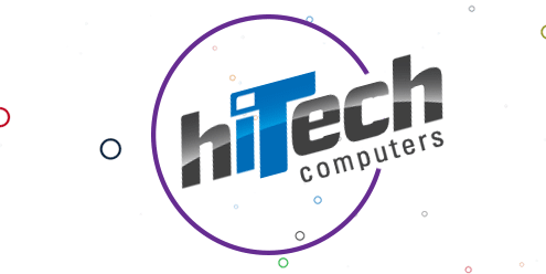 HiTech Computers Logo