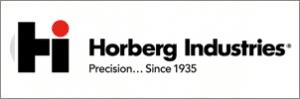 Horberg industries precision since 1935 logo