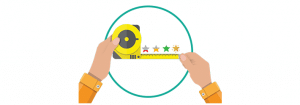 Measure customer journey
