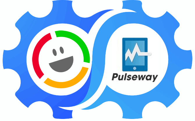 Pulseway Customer Thermometer integration logo