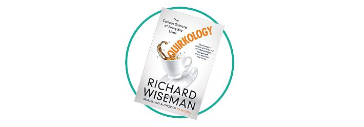 Quirkology book review header