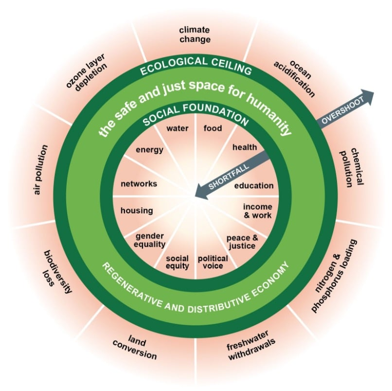 doughnut economics review