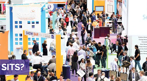 Servicedesk and IT Support show