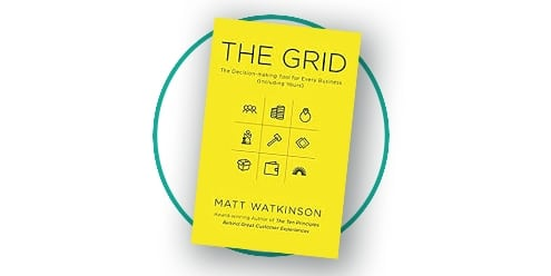 The Grid Matt Watkinson book review