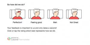 simple survey example Helix sleep