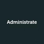 administrate app logo