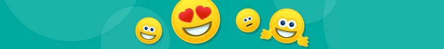 emoji banner