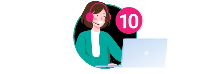service desk experience management itsm best practice