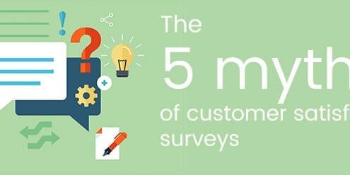 customer satisfaction surveys 5 myths