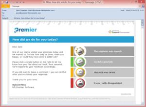 email feedback tools