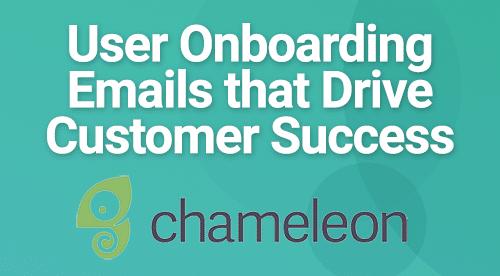 customer success webinar chameleon