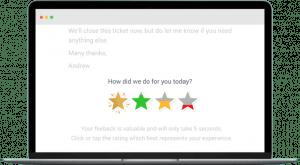 1 Click Email Surveys