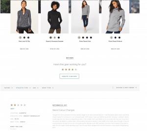 customer trust clothing