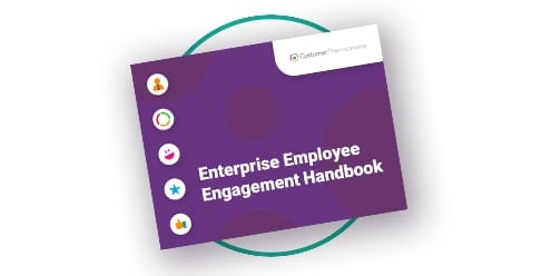 Employee engagement experience survey handbook