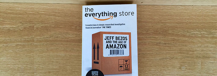 Everything Store Jeff Bezos