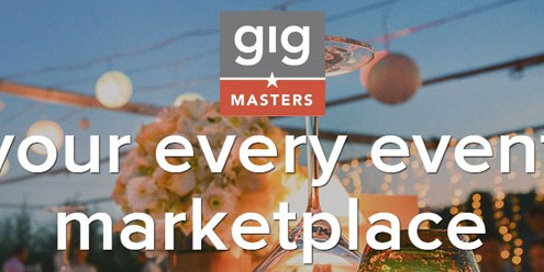 Gigmasters event marketplace case study