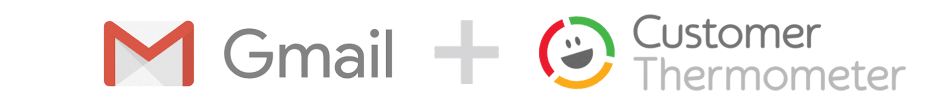 gmail customer thermometer integration logo