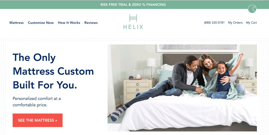 CSAT case study, Personalization holds the key to customer satisfaction for Helix