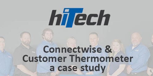 HiTech Computers Connectwise survey case study