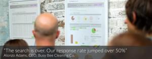 Customer satisfaction survey response rate