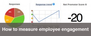 how to measure employee engagement
