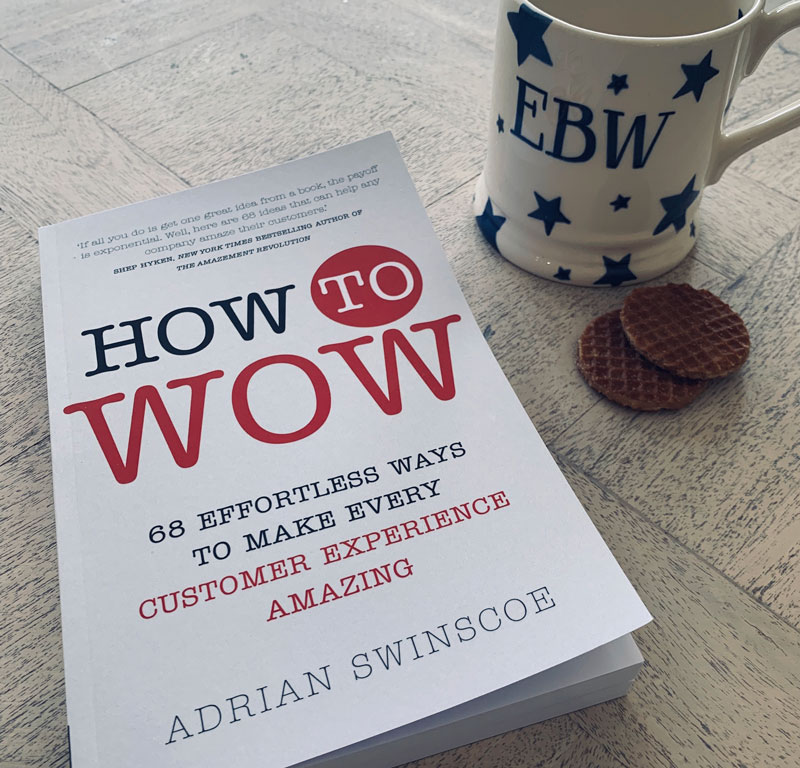 How to Wow customer experience