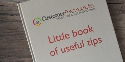 How To Guide Delete Response Customer Thermometer