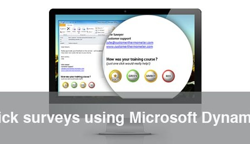 Create a Microsoft Dynamics survey