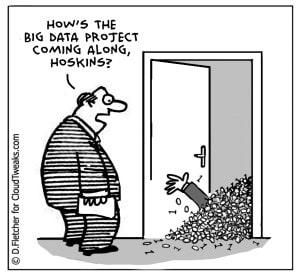Big data customer satisfaction