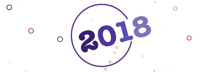 2018 circle Logo