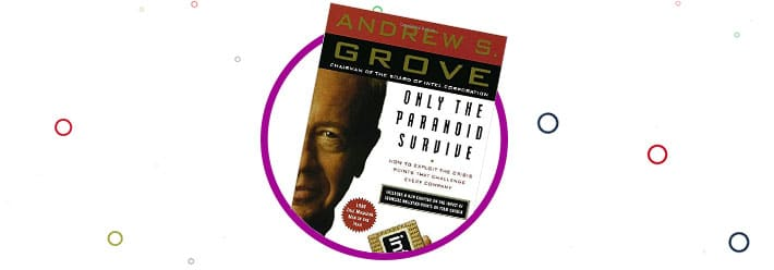Only the Paranoid Survive Book Review