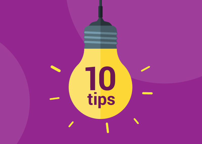 Our top 10 tips CSAT