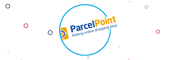 Parcel Point blog header logo image