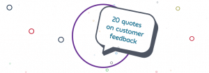 quotes on customer feedback