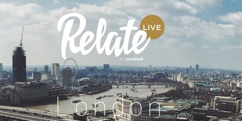 Relate London Zendesk