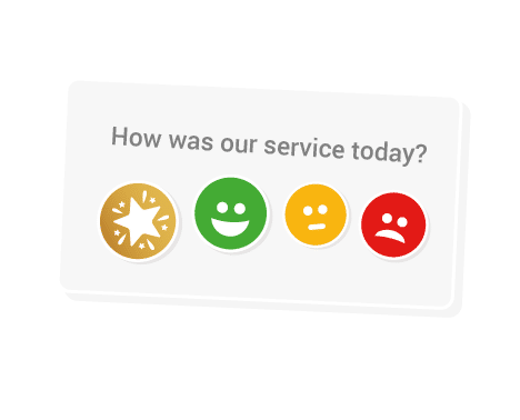 , Customer satisfaction surveys people will want to fill in